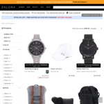 Up to 60% off + Extra 60% off Selected Sale Items at Zalora