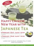 Free Sample Kit of Assorted Green Tea Bags from Japan Rail Cafe (2pm to 4pm)