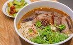 La Mian & Side Dish for $6.99 (U.P. $8.30) at Delibowl [Funan Mall] via Fave