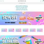 52% off Sitewide at Myprotein