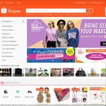 Shopee - $7 off $15+ Spend for New Customers or 10% off for Existing Customers (UOB Cards Only)