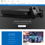 Xbox One Console Game Bundles (500 GB) $249 Delivered @ Microsoft Store