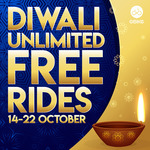 oBike - Unlimited Free Rides (Saturday 14th to Sunday 22nd October)