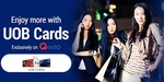 Qoo10 12.12 Coupon - $12 off When You Spend $50 (UOB Cards)