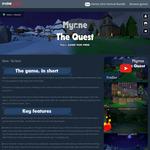 [PC] Free: Myrne: The Quest (U.P. $9.50) @ Indiegala