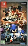 Sonic Forces (Chinese) for Nintendo Switch for $14.19 + Delivery from Amazon SG