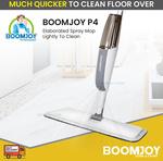 Boomjoy Spray Mop for $8.80 + Shipping at BOOMJOY via Qoo10