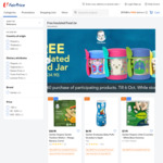 Free Insualted Food Jar with $60 Min Spend on Participating Gerber Products at FairPrice On