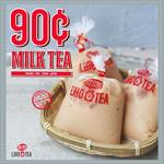$0.90 Milk Tea at LiHo (More Selected Outlets, Weekdays, 2pm to 6pm, Facebook Required)