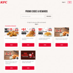 Medium Whipped Potato for $0.11, Popcorn Chicken for $1.10 or 10pcs Chicken for $11 ($14 Min Spend) at KFC Delivery