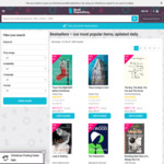 Book Depository Promo Code - 15% off + Free Shipping on Selected Bestsellers