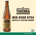 Win Over $700 Worth of Tuatara Beers from 7-Eleven