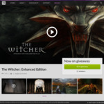 [PC] Free: The Witcher: Enhanced Edition @ GOG