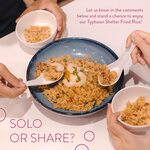 Win Typhoon Shelter Fried Rice (3 Winners) from Hong Kong Sheng Kee Dessert