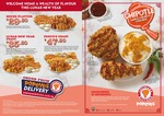Popeyes Coupons (Fortune Saver Deals) - Valid from 2/1 to 13/2: Meals from $5