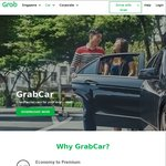 $10 off First GrabCar Ride with Grab