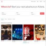 $70 off at Airbnb ($250 Minimum Spend)