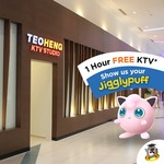 Sing 1 Hour for FREE at Teo Heng KTV Studio When You Show Your Jigglypuff (3 Hour Min)