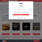 Shopback X Visa - Week 1 Special 24hrs Deal: 100% Cashback (Capped $5) on KFC Popcorn Chicken via foodpanda