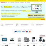 Free Delivery on Orders Over $20 at Cash Converters