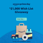 Win a $1000 Amazon Gift Card from Amazon SG