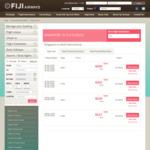 Singapore to Nadi, Fiji $644 Direct Return via Fiji Airways (April-June)