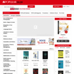 20% off at Popular Online (Minimum 2 Books) for NLB App Users