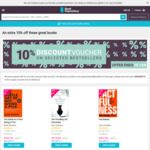 Extra 10% off Selected Best Sellers at Book Depository
