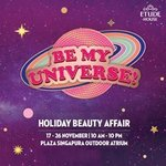 ETUDE HOUSE's Holiday Beauty Affair at Plaza Singapura L1 Outdoor Atrium from 17-26 Nov: Free Sure Win Prize with $30+ Spend