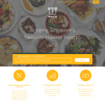 Free Dinner Delivery at WhyQ (via App)