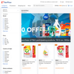 $10 off ($60 Min Spend) on Participating P&G Products at FairPrice On