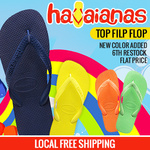 Havaianas Flip Flops - $9.90 Each from Brands Collection at Qoo10 (Free Shipping for Orders over $25)