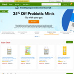 20% off Sitewide (US $80 Min Spend) at iHerb