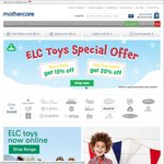 Free Delivery with Minimum $40 Spend at mothercare