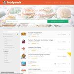 20% off All Orders at Western Restaurants via foodpanda ($25 Minimum Spend)