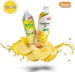Yeo's Chrysanthemum and Iced Lemon Tea Drinks - 2 for $2 at Buzz Convenience Store