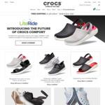 25% off Discount Code (Storewide) @ Crocs