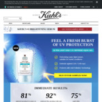 Free Samples from Kiehl's (Collect In-Store)
