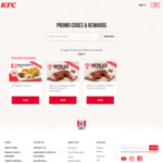 6pcs Nuggets for $2 ($10 Min Spend) at KFC