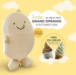 Free Chocolate Soya & Matcha Soya Ice Cream at Mr Bean (West Mall, Sunday 9th October: 1.30pm to 3.30pm)