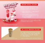 Free LiHO K-Strawberry or Da Hong Pao Drink ($88 Min Spend) @ UNIQLO [Orchard Central/ION/Plaza Singapura, Instagram Required]