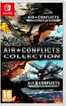 Air Conflicts Collection Double Pack for Nintendo Switch for $16.22 + Delivery from Amazon SG