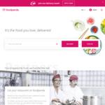 15% off Pickup Orders at foodpanda