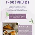 $1 off Meatless Food Items at Starbucks