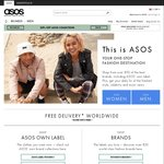 ASOS 11.11 Singles Day Offer - 28% off Everything Sitewide