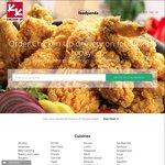 Chicken Up via foodpanda - 20% off (Minimum $25 Spend)