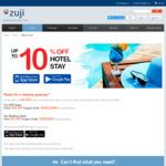 10% off Hotel Bookings @ Zuji