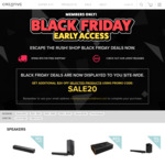 Creative Black Friday Sale: $179 Sound Blaster Roar Pro(Was $349), $109 Outlier Air Gold(Was $139)