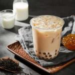 1 for 1 Bubble Tea ($3.50) at Kaca Coffee House via Chope