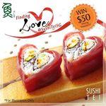Win 1 of 3 $50 Sushi Tei Vouchers from Sushi Tei